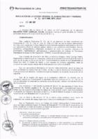 Resolución de la Oficina General de Administración y Finanzas N° 035-2017-MML/IMPL/OGAF
