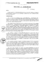 Resolución de la Oficina General de Administración y Finanzas N° 036-2016-MML/IMPL/OGAF