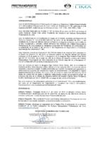 Resolución de Presidencia Ejecutiva N° 036-2019-MML/IMPL/PE