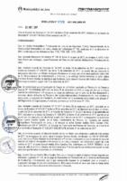 Resolución de Presidencia Ejecutiva N°039-2017-MML/IMPL/PE