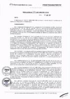 Resolución de la Oficina General de Administración y Finanzas N° 039-2017-MML/IMPL/OGAF
