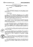 Resolución de la Oficina General de Administración y Finanzas N° 043-2016-MML/IMPL/OGAF