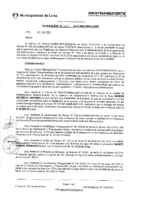 Resolución de la Oficina General de Administración y Finanzas N° 045-2016-MML/IMPL/OGAF