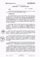 Resolución de la Oficina General de Administración y Finanzas N° 046-2016-MML/IMPL/OGAF