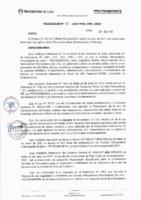 Resolución de la Oficina General de Administración y Finanzas N° 048-2017-MML/IMPL/OGAF