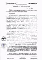 Resolución de la Oficina General de Administración y Finanzas N° 049-2016-MML/IMPL/OGAF