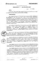 Resolución de la Oficina General de Administración y Finanzas N° 050-2016-MML/IMPL/OGAF