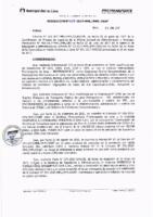 Resolución de la Oficina General de Administración y Finanzas N° 050-2017-MML/IMPL/OGAF