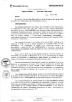 Resolución de la Oficina General de Administración y Finanzas N° 051-2016-MML/IMPL/OGAF