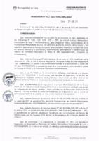 Resolución de la Oficina General de Administración y Finanzas N° 053-2017-MML/IMPL/OGAF