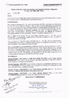 Resolución de la Oficina General de Administración y Finanzas N° 056-2017-MML/IMPL/OGAF