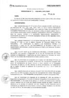 Resolución de la Oficina General de Administración y Finanzas N° 057-2016-MML/IMPL/OGAF