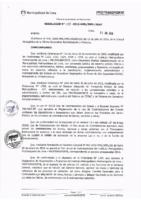 Resolución de la Oficina General de Administración y Finanzas N° 058-2016-MML/IMPL/OGAF
