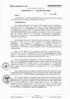 Resolución de la Oficina General de Administración y Finanzas N° 059-2016-MML/IMPL/OGAF