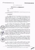 Resolución de la Oficina General de Administración y Finanzas N° 060-2016-MML/IMPL/OGAF