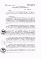 Resolución de la Oficina General de Administración y Finanzas N° 061-2017-MML/IMPL/OGAF
