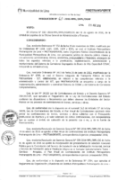 Resolución de la Oficina General de Administración y Finanzas N° 063-2016-MML/IMPL/OGAF