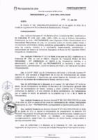Resolución de la Oficina General de Administración y Finanzas N° 064-2016-MML/IMPL/OGAF
