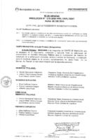 FE DE ERRATAS – Resolución de la Oficina General de Administración y Finanzas N° 070-2016-MML/IMPL/OGAF