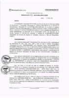Resolución de la Oficina General de Administración y Finanzas N° 073-2016-MML/IMPL/OGAF