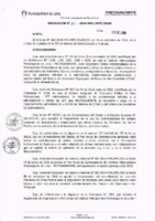 Resolución de la Oficina General de Administración y Finanzas N° 080-2016-MML/IMPL/OGAF