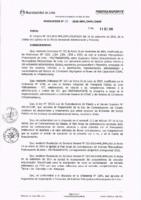 Resolución de la Oficina General de Administración y Finanzas N° 081-2016-MML/IMPL/OGAF
