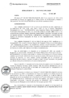 Resolución de la Oficina General de Administración y Finanzas N° 081-2017-MML/IMPL/OGAF.