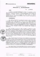 Resolución de la Oficina General de Administración y Finanzas N° 082-2016-MML/IMPL/OGAF