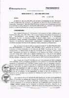 Resolución de la Oficina General de Administración y Finanzas N° 083-2016-MML/IMPL/OGAF