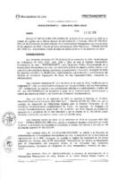 Resolución de la Oficina General de Administración y Finanzas N° 084-2016-MML/IMPL/OGAF