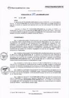 Resolución de la Oficina General de Administración y Finanzas N° 087-2016-MML/IMPL/OGAF