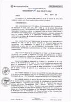 Resolución de la Oficina General de Administración y Finanzas N° 088-2016-MML/IMPL/OGAF