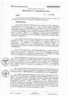 Resolución de la Oficina General de Administración y Finanzas N° 089-2016-MML/IMPL/OGAF