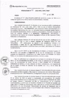 Resolución de la Oficina General de Administración y Finanzas N° 090-2016-MML/IMPL/OGAF