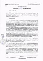 Resolución de la Oficina General de Administración y Finanzas N° 091-2016-MML/IMPL/OGAF