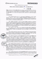 Resolución de Gerencia General N° 093-2016-MML/IMPL/GG-FE_DE_ERRATAS