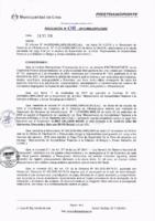 Resolución de la Oficina General de Administración y Finanzas N° 098-2016-MML/IMPL/OGAF