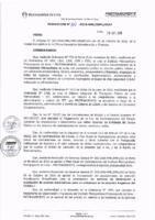 Resolución de la Oficina General de Administración y Finanzas N° 100-2016-MML/IMPL/OGAF