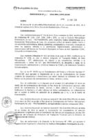 Resolución de la Oficina General de Administración y Finanzas N° 101-2016-MML/IMPL/OGAF