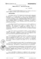 Resolución de la Oficina General de Administración y Finanzas N° 105-2016-MML/IMPL/OGAF