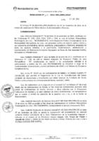 Resolución de la Oficina General de Administración y Finanzas N° 107-2016-MML/IMPL/OGAF