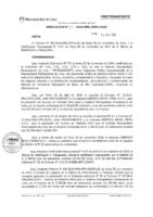 Resolución de la Oficina General de Administración y Finanzas N° 109-2016-MML/IMPL/OGAF