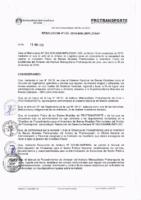 Resolución de la Oficina General de Administración y Finanzas N° 111-2016-MML/IMPL/OGAF