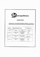Instructivo Programación y Cumplimiento de Objetivos y Metas del Plan Operativo Institucional del IMPL – 2015