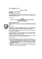Ordenanza Nº 1103 Modifica la ordenanza Nº 732 – 2007