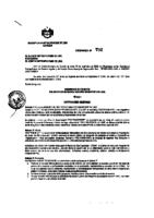 Ordenanza Nº 732 – Crea el Instituto Metropolitano PROTRANSPORTE de Lima – 2005