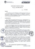 Resolución Nº 042-2012-MML IMPL GG – Aprobar el Plan de Contingencia de Seguridad de la Información 2012 del IMPL. – 2012