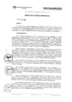 Resolucion N° 036-2013-MML IMPL GG Aprueba el Plan Operativo Institucional para el ejercicio 2012 – 2012