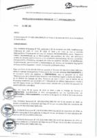 Resolución de Gerencia General N° 001-2015-MML/IMPL/GG