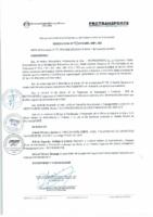 Resolución de la Oficina General de Administración y Finanzas N° 001-2015-MML/IMPL/OGAF